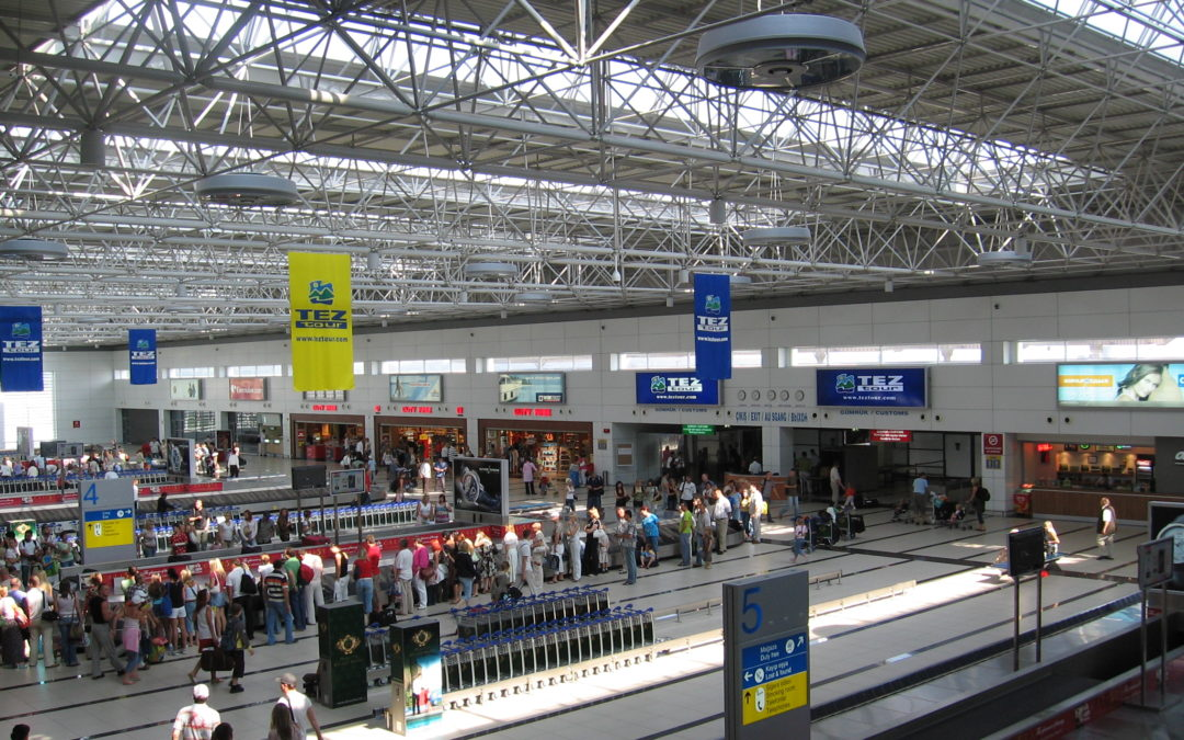 Международный аэропорт Анталья