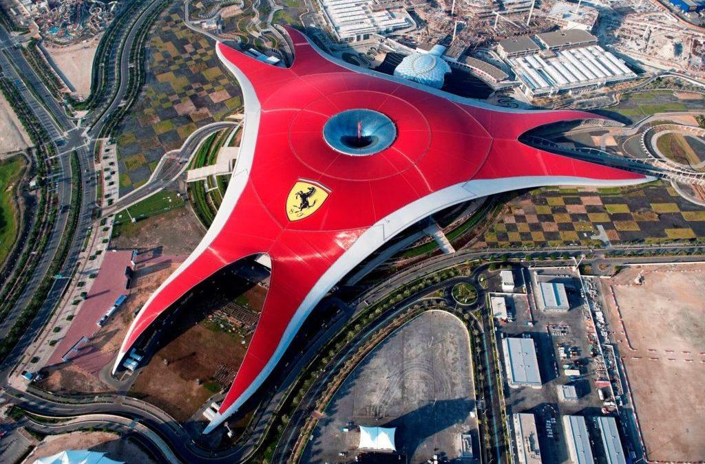 Парк «Феррари» в Абу Даби